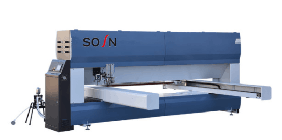 SOSN Woodworking Spraying Machine